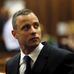 Pistorius family denies 'Blade Runner' back in training