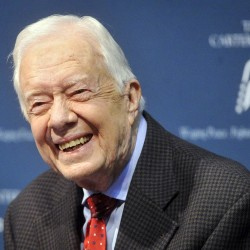 Why did US media ignore Jimmy Carter's remarks on Edward Snowden?