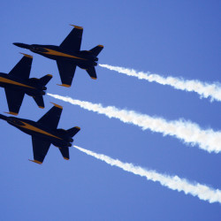 Redevelopment authority plans Brunswick air show