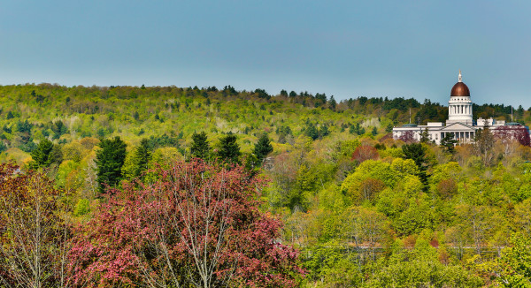 The 164-acre Howard Hill Conservation Area was purchased by the Kennebec Land Trust in October to be conserved and used as a place for low-impact public recreation. The project was awarded $377,500 by Land for Maine's Future in 2014. These funds were held up by Gov. Paul LePage's refusal to release voter-approved LMF bonds, so the land trust took out a loan to meet the deadline to close on the property in October.