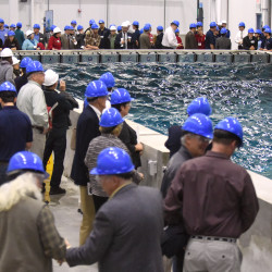 New $13.8M UMaine wind and wave lab to test turbines, ships