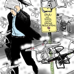 FAA to states, cities: Back away from the drone (regulations