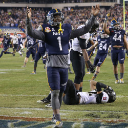 More than games lie ahead for Army-Navy players