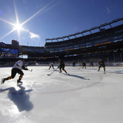 Winter Classic Time! NHL ready for its big chill