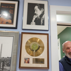 Noel Paul Stookey talks symphonies and folk songs