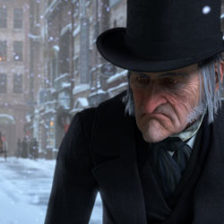 """Ebenezer Scrooge from Charles Dickens' """"A Christmas Carol."""""""