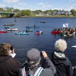 Penobscot Nation suing Maine to fight for namesake river