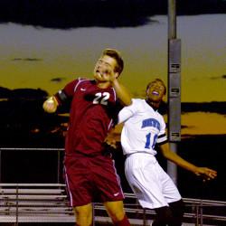Bangor Christian's Wilcox, Bangor's Robinson earn All-American soccer status
