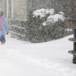 Up to 12 inches of snow possible in parts of Maine