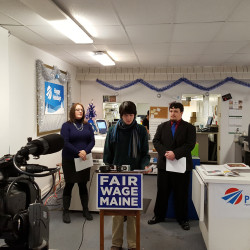 Report: Jobs with livable wages increasingly scarce in Maine