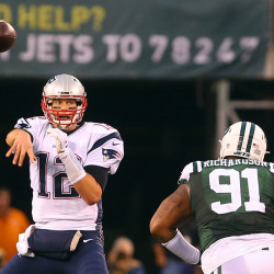 Tebow 'very thankful' to be Patriot
