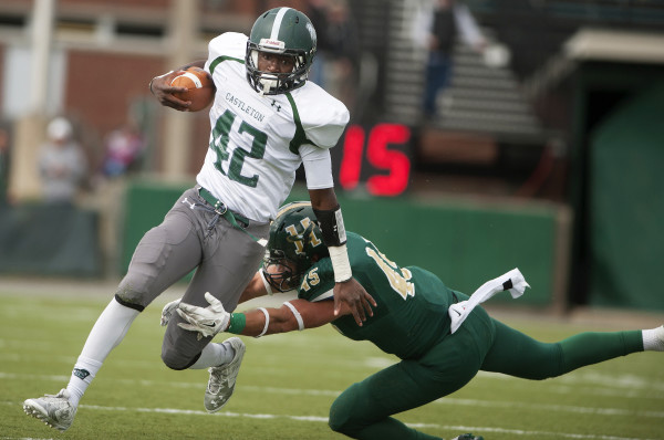 Husson Football Schedule 2018 Husson Football Player Is Finalist