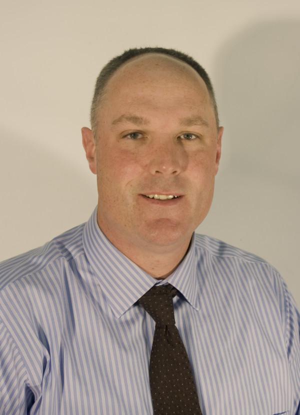Bangor High School Principal Paul Butler