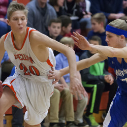 Westbrook capped its four-year state-title run with an unusual play