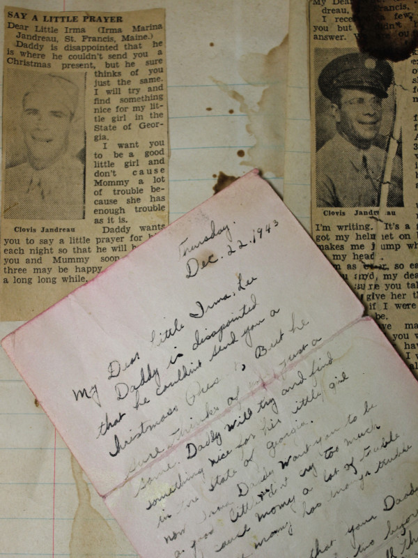 christmas note from army dad inspires letters to heaven ceremony