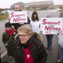 Worker rights panel claims EMMC's nurse staffing level too low