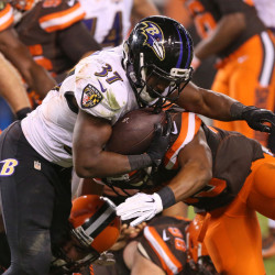 Flacco leads Ravens past Bengals