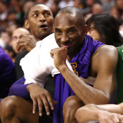 Celts beat Lakers for 6th straight; Garnett hits 25,000