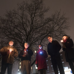 Candlelight Vigil for Sandy Hook Victims
