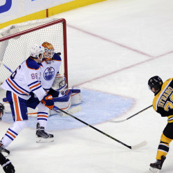 Bruins beat Oilers 6-3 for 4th straight win