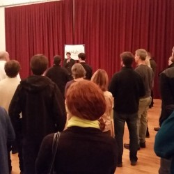 PubHub is a networking event for Maine's entrepreneurs and startups.