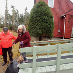Llewellyn Foundation supports Friendship Cottage and At Home Downeast