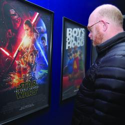 New 'Star Wars' installment will reunite old guard