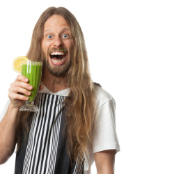 Juicing vegetables: What's old is new again