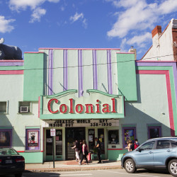 The Colonial Theatre in Belfast