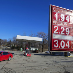 Gas prices in Maine dip closer to $2 a gallon