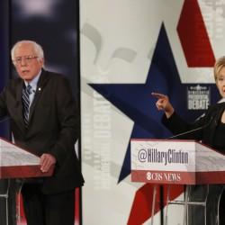 Democratic contenders clash repeatedly but civilly