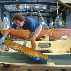 Hinckley Yachts to lay off more in Trenton