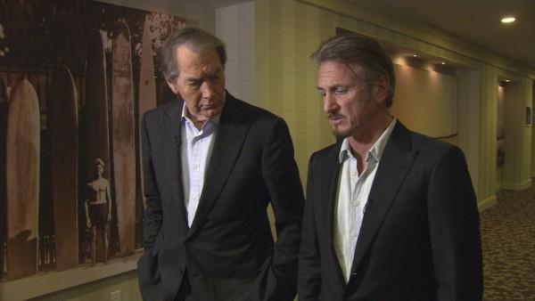 Sean Penn says Mexico wants him in cross hairs of Chapo's
