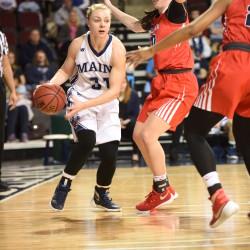 Stony Brook ends UMaine women's basketball team's win streak
