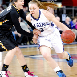 Wood propels UMaine women's basketball team past Binghamton