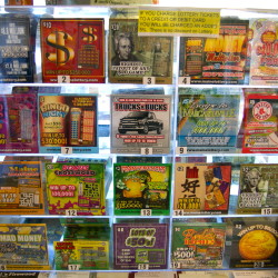 Foolhardy ideas for lottery, liquor