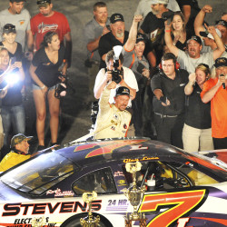 2 Maine drivers looking to make first TD Bank 250 a memorable one
