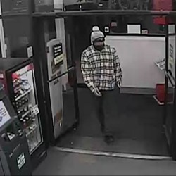 Police seeking Brunswick armed robbery suspect
