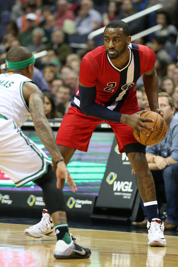 Celtics Survive After Wizards Wall Hits Basketball Bangor Daily News BDN Maine