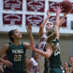 Stewart, Butler, Johnson help Bangor girls earn pointworthy win over Oxford Hills