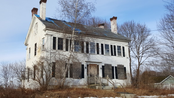 That place has been a horror show bangor targets for Building a house in maine