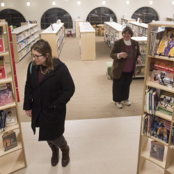 Stephen and Tabitha King offer to cover one-third of $9 million Bangor library renovation, if library finds ways to foot the rest of the bill
