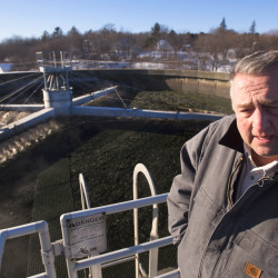 New Orono wastewater facility uses UV light