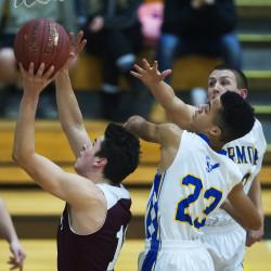 Hermon boys basketball team tops Orono