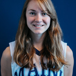 Turnovers, inconsistency plague UMaine in women's basketball loss at Vermont