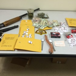 Three arrested in 'substantial' drug bust in Norridgewock
