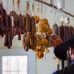 After a year marked by ups and downs, Amish chef finds his happy place in Unity