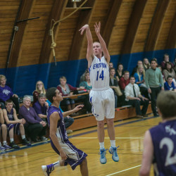 Southern Aroostook too much for Easton in Class D girls battle