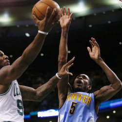 Nuggets pull away from Celtics for 97-90 win