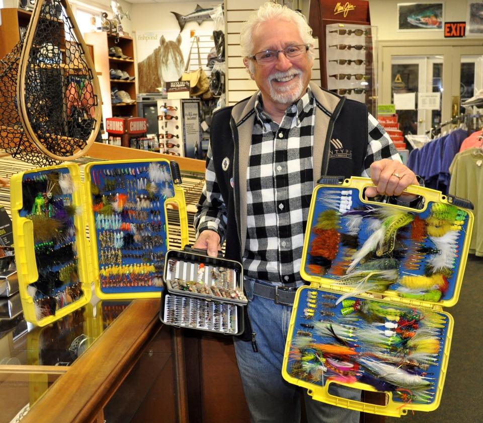 Fly-tying expo lures in new generation in effort to share traditional art